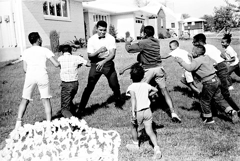 Muhammad Ali, Lonnie Ali, KOLUMN Magazine