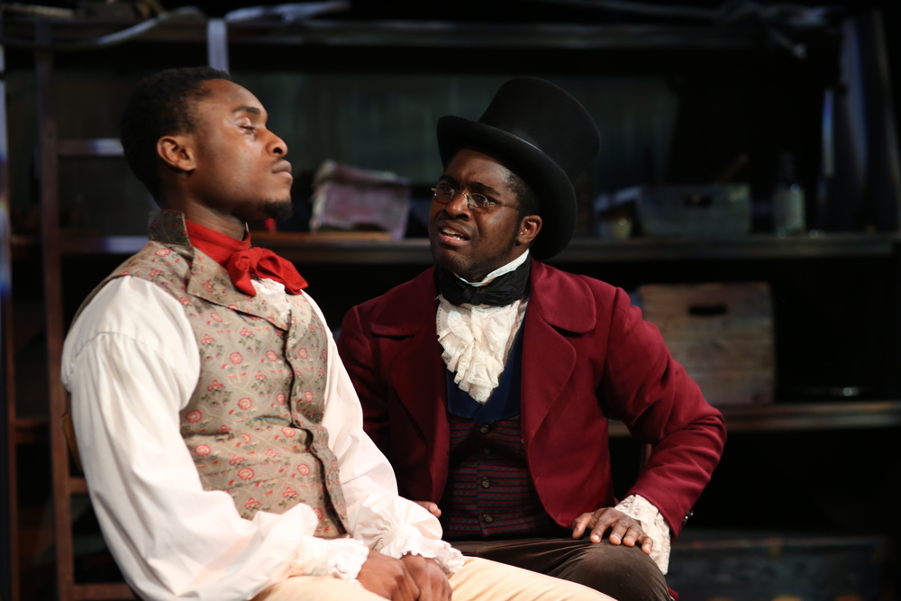 """The African Company Presents Richard III,"", Stephen Price, American Players Theatre Touchstone Theatre, KOLUMN Magazine"