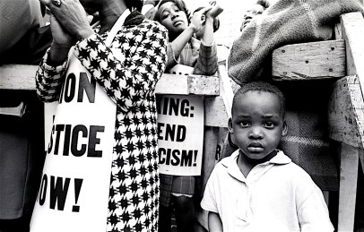 Protest Movements, 1960s Protest, Racial Protest, Civil Rights Protest, Police Response, KOLUMN Magazine, KOLUMN