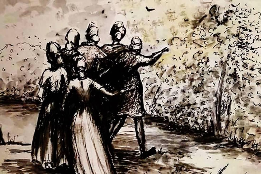 Federal Writers Project, Slave Narratives, History of Slavery, African American Narratives, KOLUMN Magazine