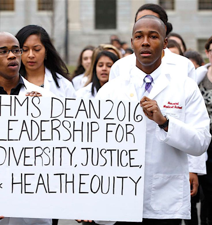 African American Health Care, Health Care, Black Lives Matter, Harvard Medical School, KOLUMN Magazine, KOLUMN