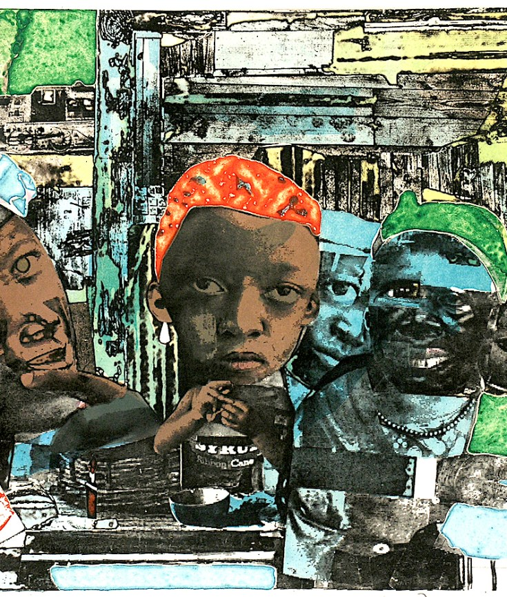 African American Art, Bob Thompson, Sam Gilliam, Romare Bearden, Thornton Dial, Sr., Purvis Young, Modern Heroics, Newark Museum, KOLUMN Magazine, KOLUMN