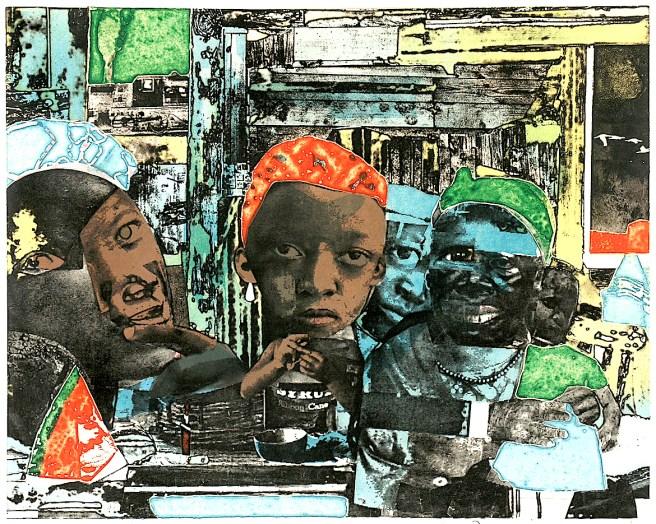 African American Art, Bob Thompson, Sam Gilliam, Romare Bearden, Thornton Dial, Sr., Purvis Young, Modern Heroics, Newark Museum, KOLUMN Magazine, KOLUMN