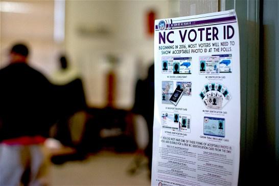 North Carolina Voting Legislation, North Carolina Voter ID, Voter ID, Voting Rights Act 1965, KOLUMN Magazine, KOLUMN