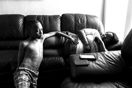 the American Dream, African Maternity, African Pregnancy, African Mothers, Paolo Patruno, KOLUMN Magazine, KOLUMN