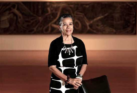 Alvia Wardlaw, Museum of Fine Arts Houston, African American Art Curators, KOLUMN Magazine, KOLUMN