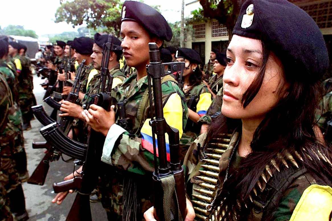 Columbian Civil War, FARC, Revolutionary Armed Forces of Colombia—People's Army, Juan Manuel Santos, KOLUMN Magazine, KOLUMN