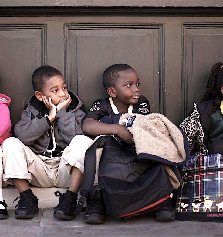 School Integration, African American Education, Civil Rights, KOLUMN Magazine, KOLUMN