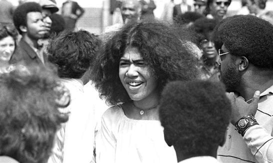 Black Panther Party, Black Panther Women, Phyllis Jackson, Claudia Chesson-Williams, Norma (Armour) Mtume, KOLUMN Magazine, KOLUMN