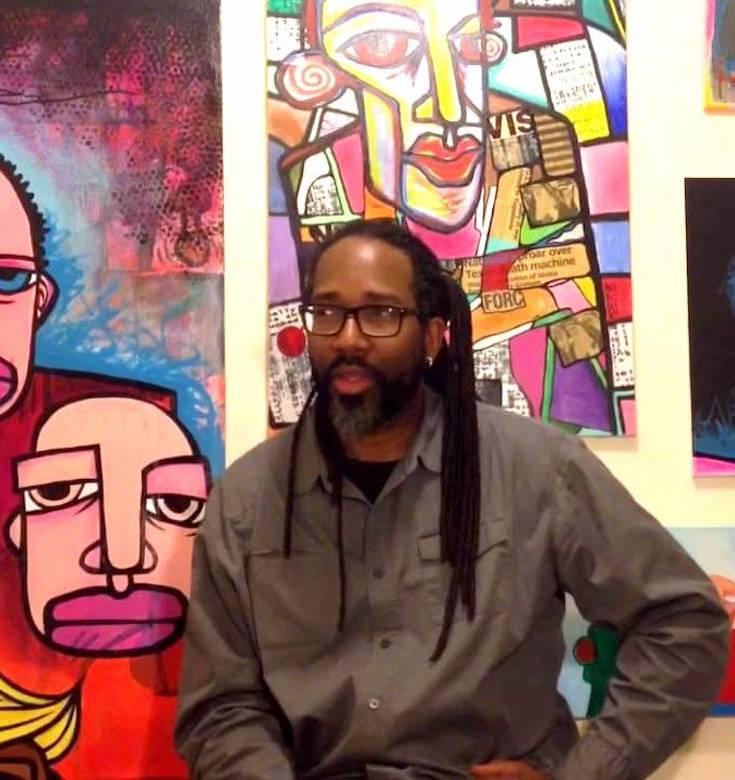 Esoteric Urbanism, Palette Gallery, Kortez, African American Art, KOLUMN Magazine, KOLUMN