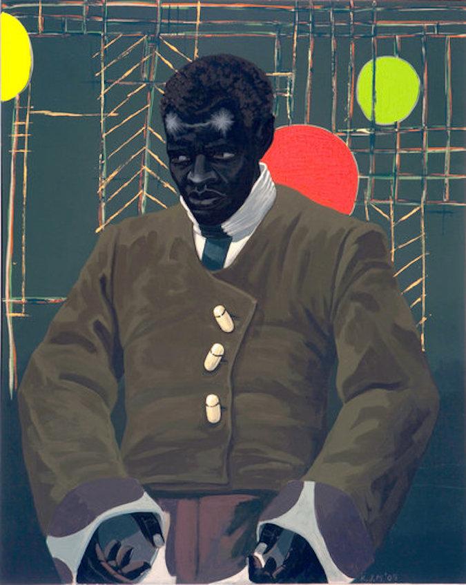 Kerry James Marshall, Mastry, Merging Art & News, KOLUMN Magazine, KOLUMN