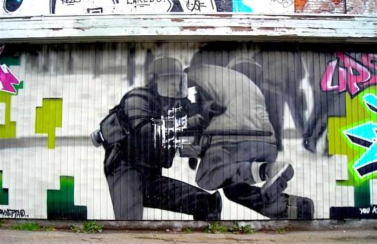 Police Violence, Facebook, Facebook Live, KOLUMN Magazine, KOLUMN