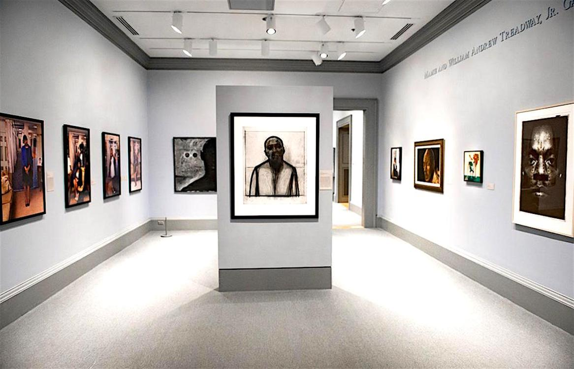 African American Art, Columbia Museum of Art, John Wilber, Roni Nicole Henderson, Spoken: Portraits in Black, KOLUMN Magazine, KOLUMN