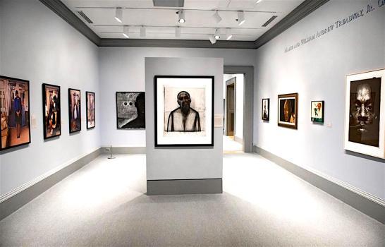 African American Art, Columbia Museum of Art, John Wilber, Roni Nicole Henderson, Spoken: Portraits in Black, KOLUMN Magazine, KOLUMN