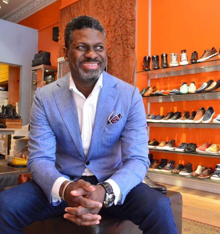 Center City Philadelphia, Blue Sole Shoes, Steve Jamison, Black Business, African American Business, African American Entrepreneur, African American News, KOLUMN Magazine, KOLUMN