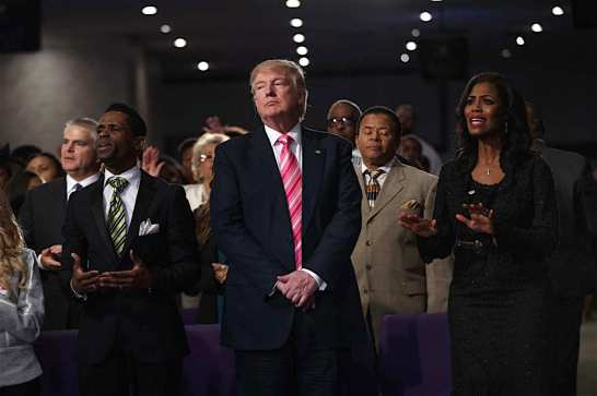 Trump got his political start questioning the legitimacy of America's first black president, and once defended his family's real-estate business against federal discrimination charges. Photo: Evan Vucci