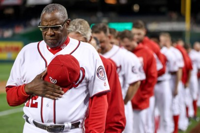 Dusty Baker, Dave Roberts, Washington Nationals, Los Angeles Dodgers, National Baseball League, Major League Baseball, MLB, KOLUMN Magazine, KOLUMN