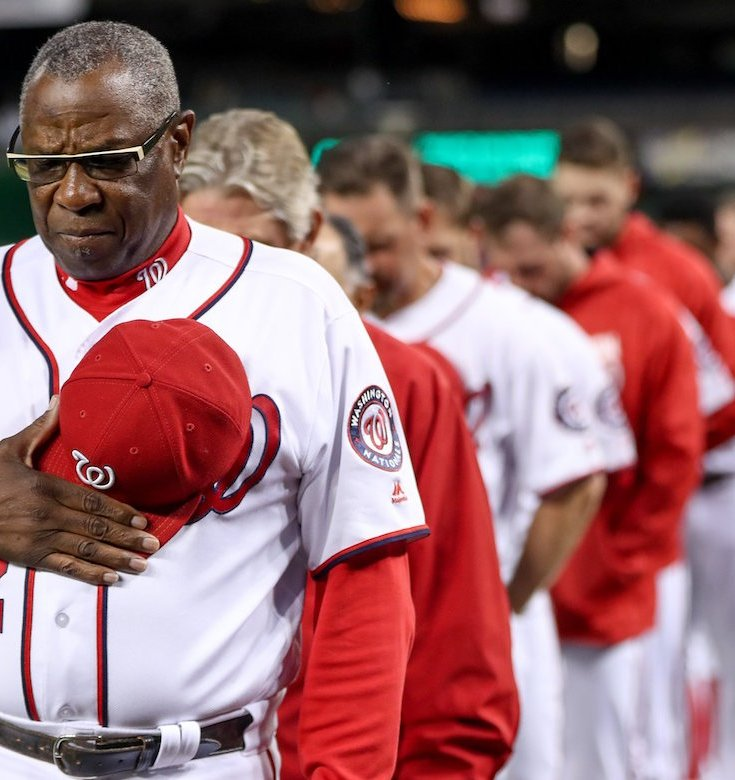 Dusty Baker, Dave Roberts, Washington Nationals, Los Angeles Dodgers, National Baseball League, Major League Baseball, MLB, KOLUMN Magazine, KOLUMN