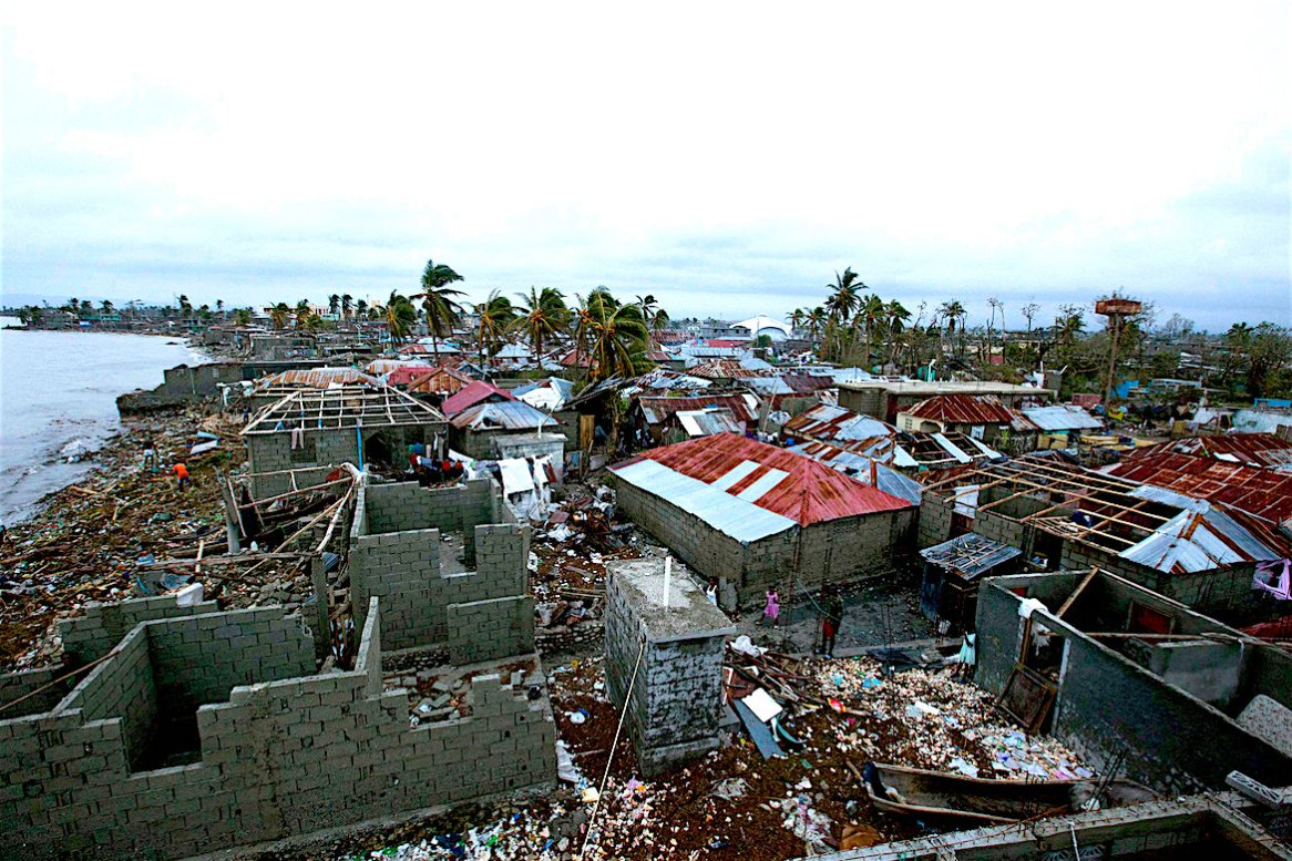 Haiti, Hurricane Matthew, #PrayForHaiti, KOLUMN Magazine, KOLUMN