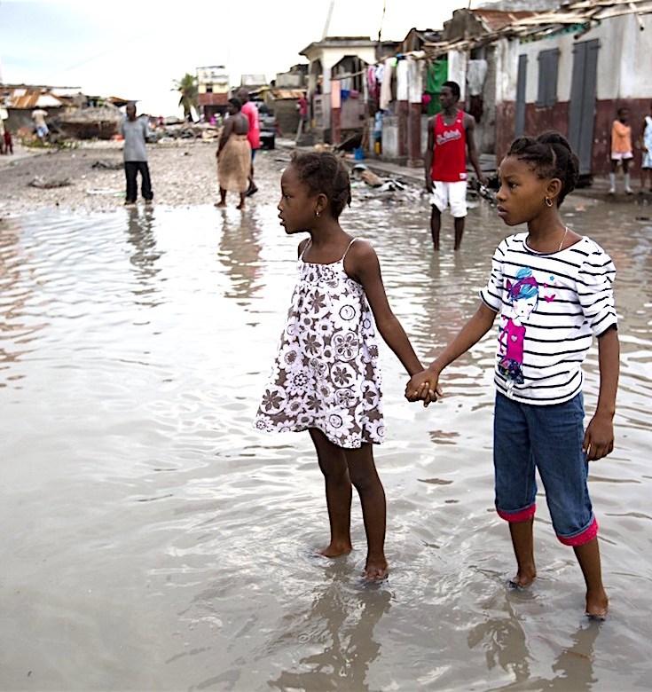 Hurricane Matthew, Haiti, Hurricane Victim, African American News, KOLUMN Magazine, KOLUMN