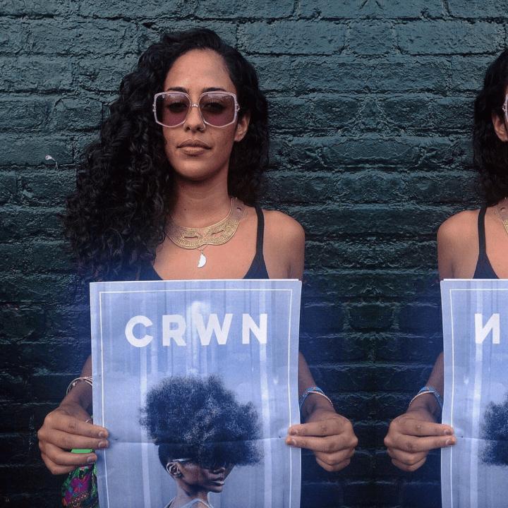 African American Hair, Natural Hair, Black Hair, CRWN Magazine, CRWN, A.I. Omoruyi, pellé Designs, KOLUMN Magazine, KOLUMN