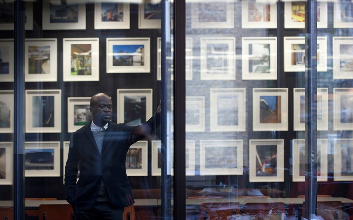 Sir David Frank Adjaye, David Adjaye, African American Architect, Black Architect, KOLUMN Magazine, KOLUMN