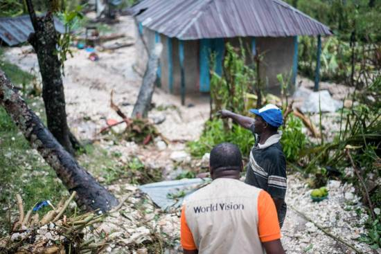 Haiti, Hurricane Matthew, KOLUMN Magazine, KOLUMN