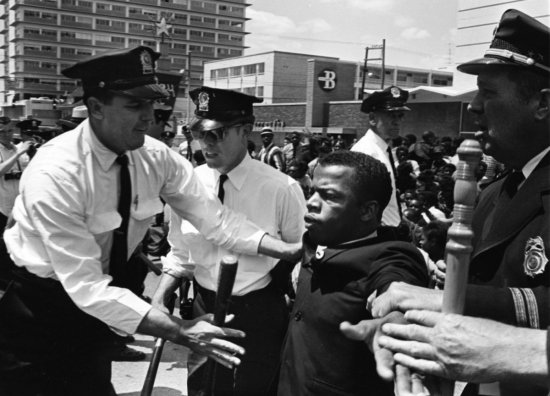 Donald Trump, John Lewis, Racism, Black History, African American History, American Civil Rights, KOLUMN Magazine, KOLUMN