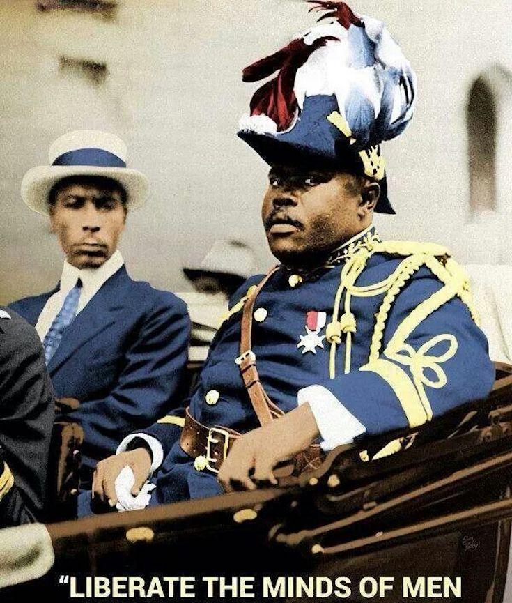 Marcus Garvey, Pan Africanism, Back To Africa Movement, Black History, African American History, KOLUMN Magazine, KOLUMN