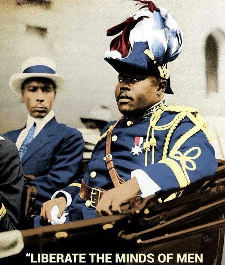 obama disappoints many pardoning marcus garvey leaving office atlanta black star
