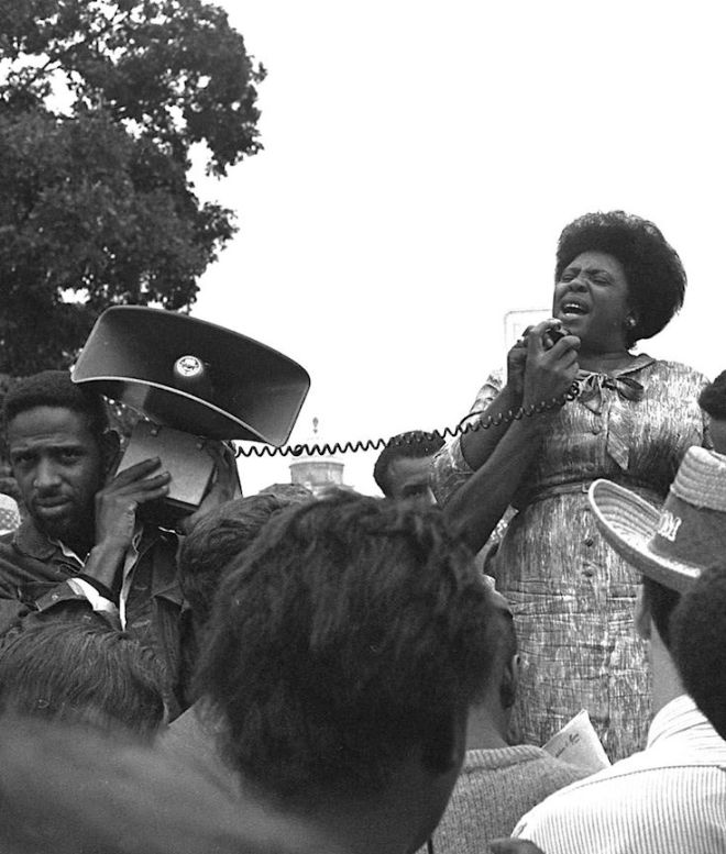 Black Liberation Movement, The Free African Society, The Combahee River Colony, The Chesapeake Marine Railway and Dry Dock Company, Peoples Grocery, Fannie Lou Hamer, African American History, Black History, African American Economics, KOLUMN Magazine, KOLUMN
