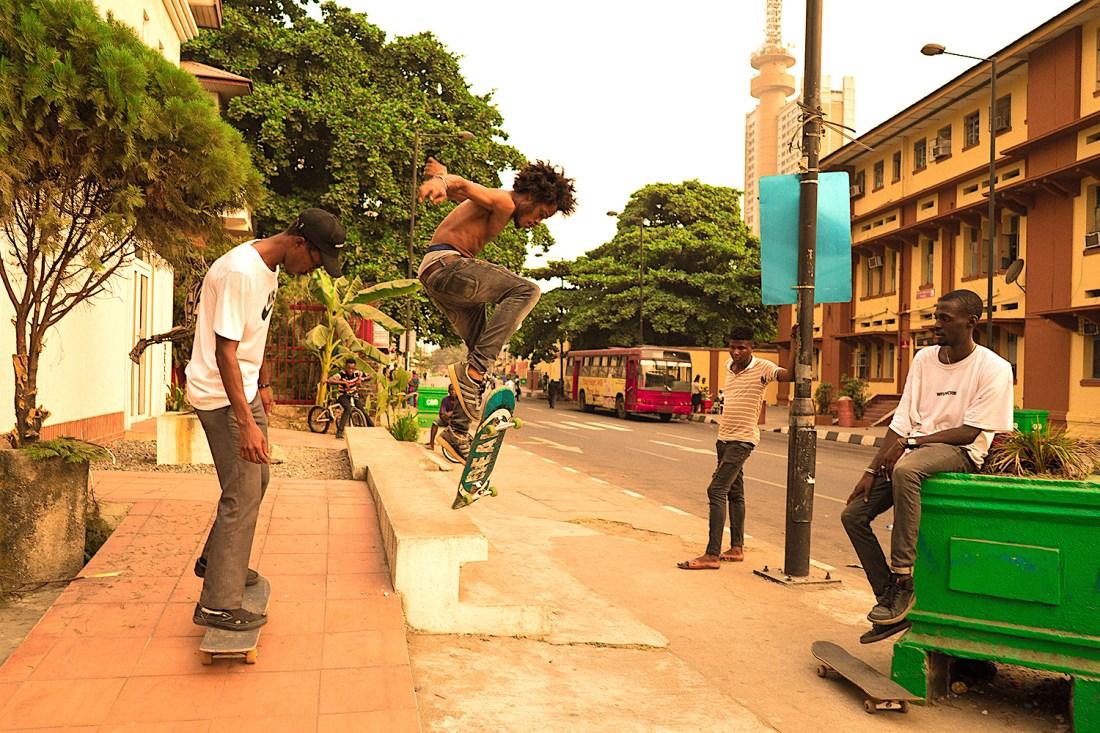 Waffles N Cream, Skate Boarding, Skate Life, Nigeria, KOLUMN Magazine, KOLUMN