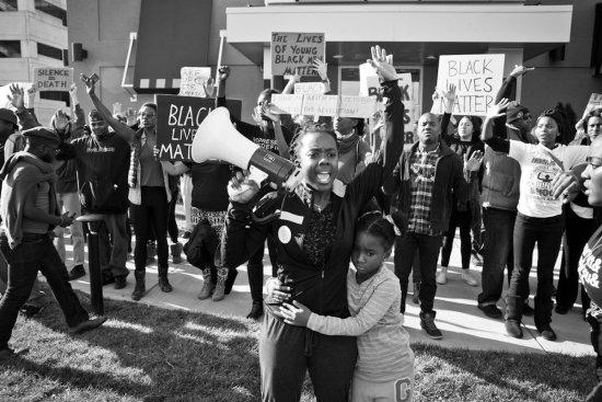 Black Lives Matter, BLM, Whose Streets, African American Lives, African American Communities, Ferguson MO, Michael Brown, KOLUMN Magazine, KOLUMN