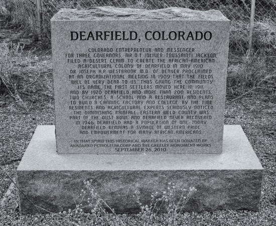 Dearfield Colorado, African American History, Black History, KOLUMN Magazine, KOLUMN