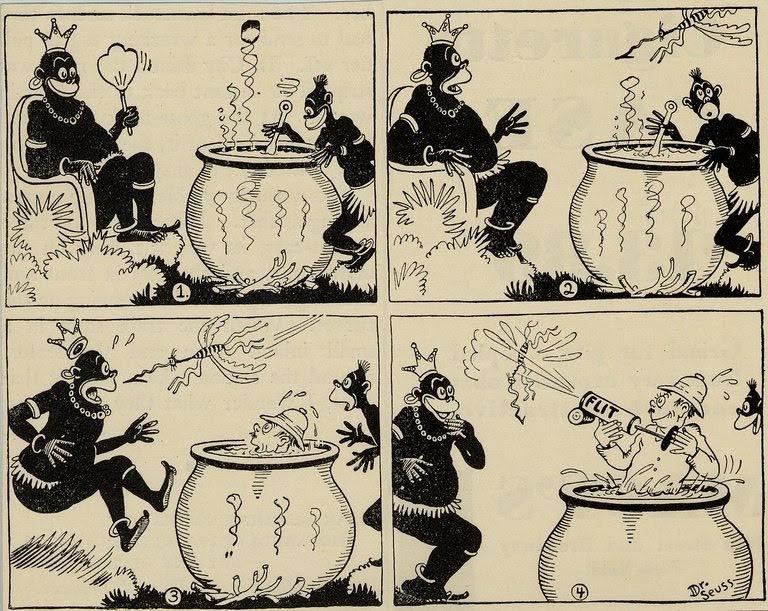 Theodor Seuss Geisel, Dr. Seuss, American Racism, Political Racism, KOLUMN Magazine, KOLUMN