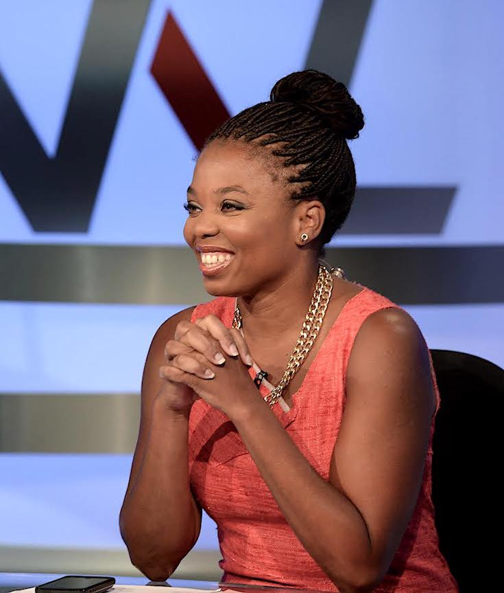 Jemele Hill, African American Sports, His & Hers, KOLUMN Magazine, KOLUMN
