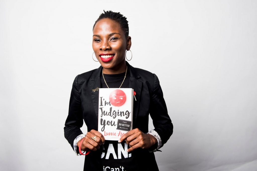 Luvvie Ajayi, I Am Judging You, KOLUMN Magazine, KOLUMN