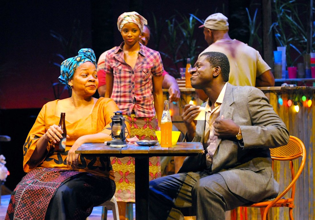 Lynn Nottage, Ruined, Sweat, African American Theater, KOLUMN Magazine, KOLUMN