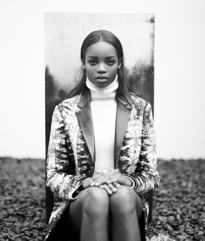 Maria Borges, African Model, African Fashion, KOLUMN Magazine, KOLUMN