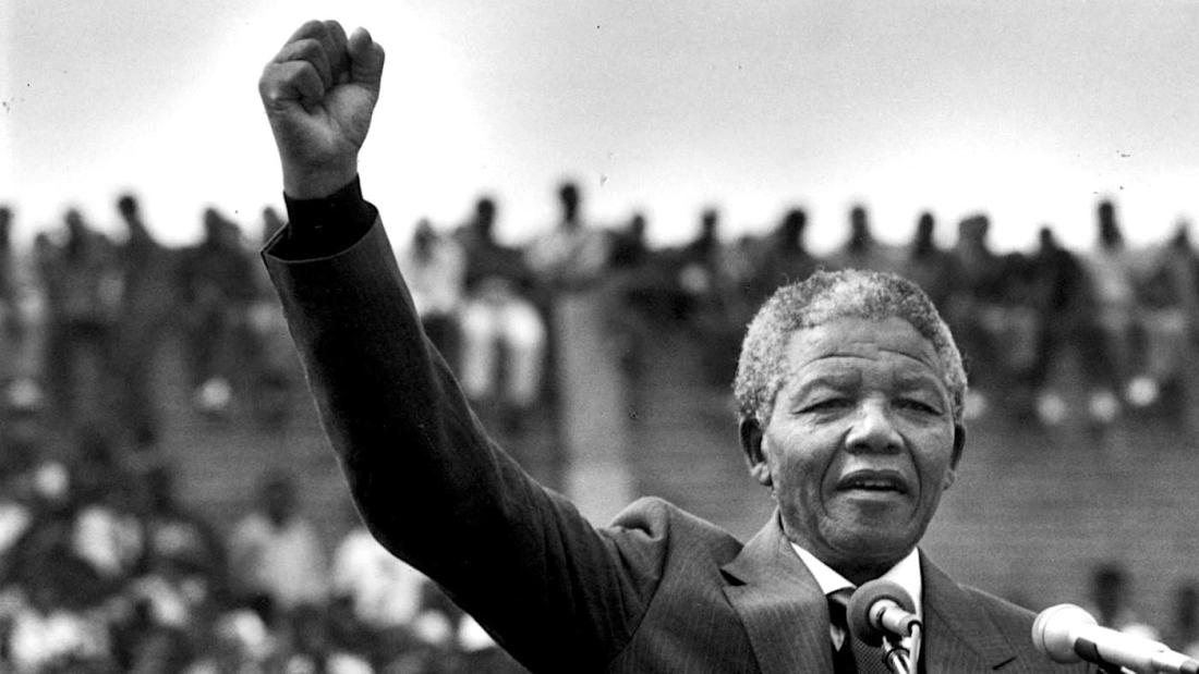 Nelson Mandela, Ndileka Mandela, African National Congress, ANC, African History, KOLUMN Magazine, KOLUMN