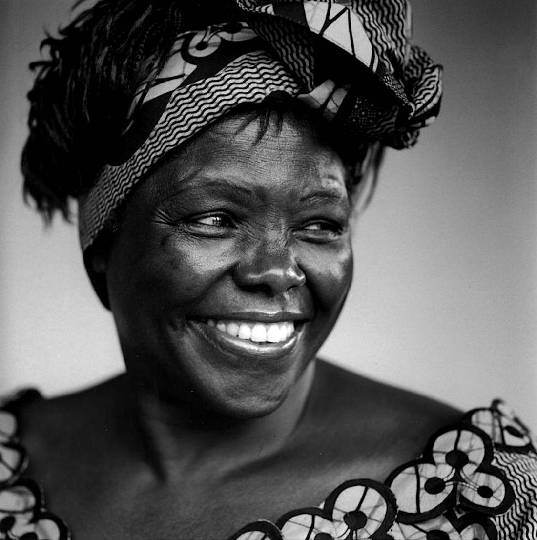 Wangari Maathai, African Women, African Politics, African Literature, Woman of Africa, KOLUMN Magazine, KOLUMN
