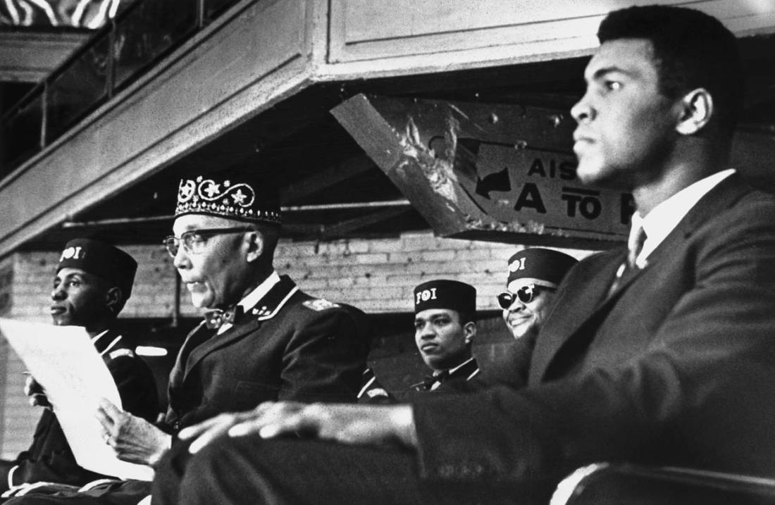 Nation of Islam, Elijah Muhammad, Honorable Minister Louis Farrakhan, KOLUMN Magazine, KOLUMN