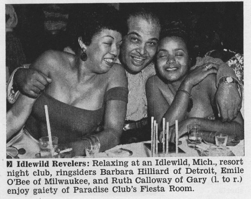 Idlewild, Michigan, Black Vacation, African American History, Black History, KOLUMN Magazine, KOLUMN