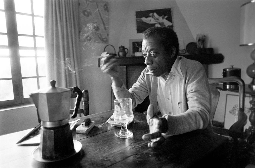 African American History, Black History, James Baldwin, African American Literature, FBI Files, KOLUMN Magazine, KOLUMN