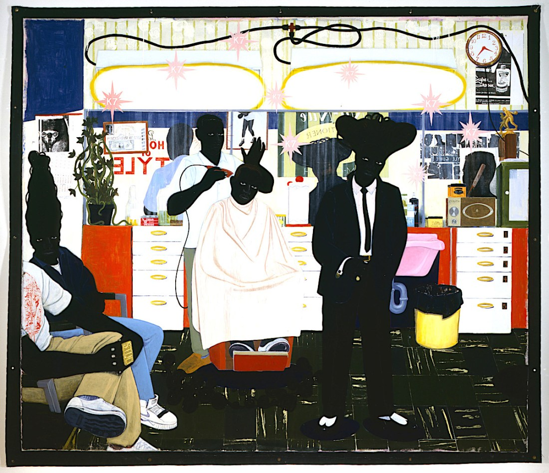 African American Art, Black Art, Kerry James Marshall, KOLUMN Magazine, KOLUMN