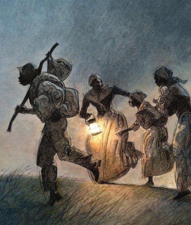 African American History, Black History, Slavery, Runaway Slaves, KOLUMN Magazine, KOLUMN