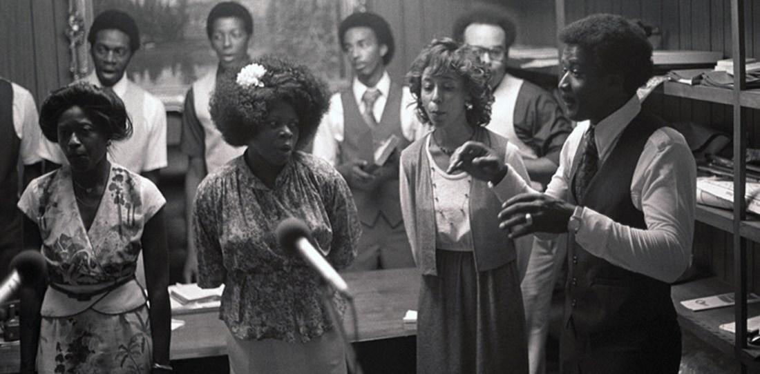 African American Music, Gospel Music, Reverend J.M. Gates, KOLUMN Magazine, KOLUMN