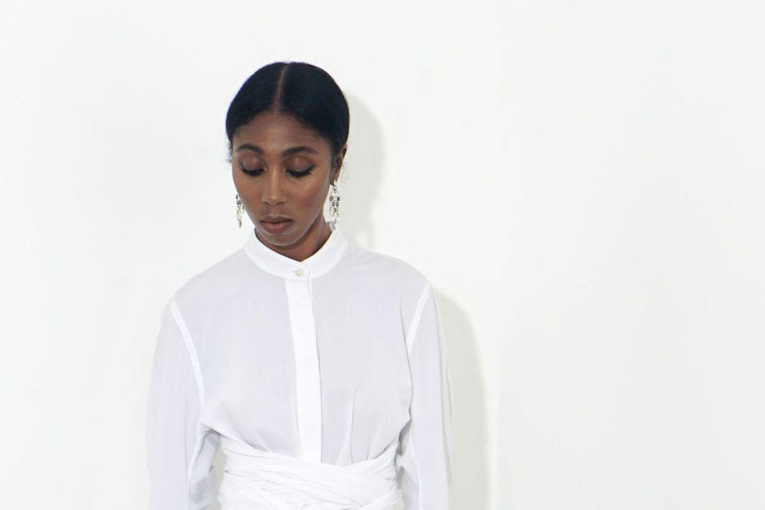 Janelle Tomeko Grimmond, African Journalist, African Fashion Designer, KOLUMN Magazine, KOLUMN