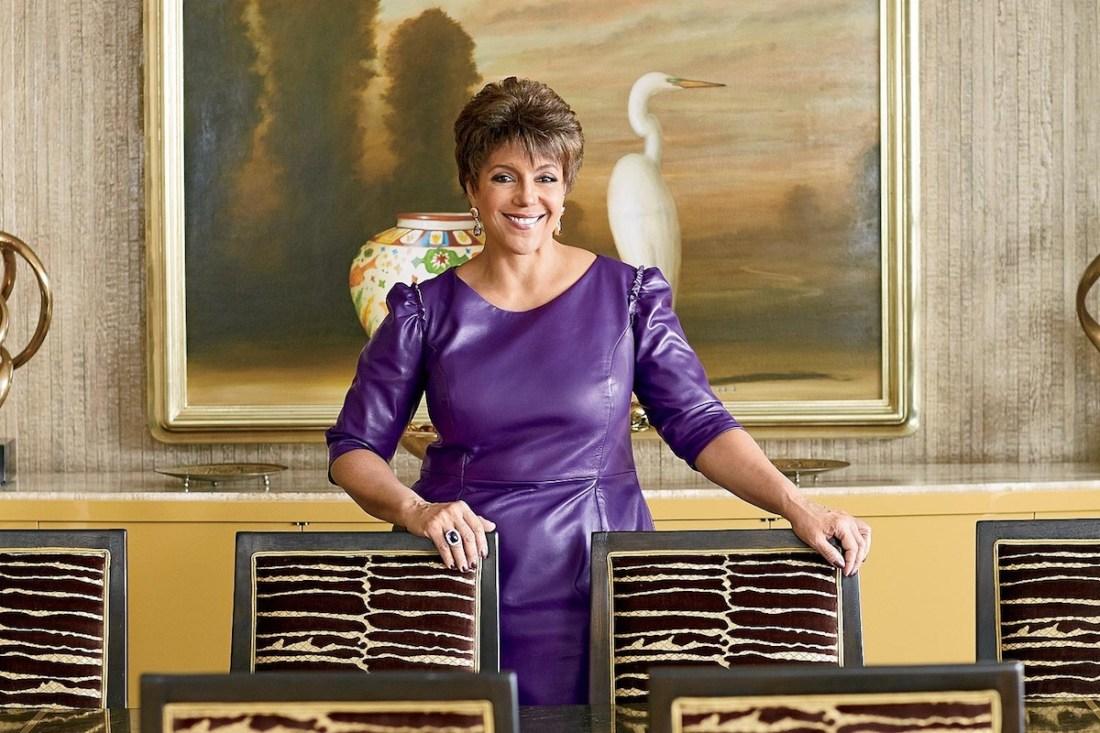 Linda Johnson Rice, African American Professionals, KOLUMN Magazine, KOLUMN