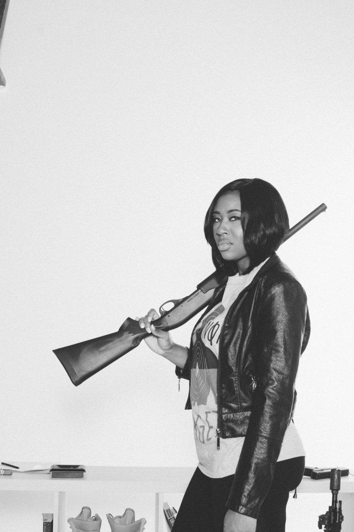 National African American Gun Association, Marchelle Tigner, 2nd Amendment Rights, Gun Rights, Gun Safety, KOLUMN Magazine, KOLUMN